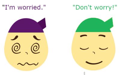 T'inquiète….